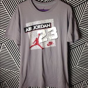 Nike Air Jordan Retro style t shirt